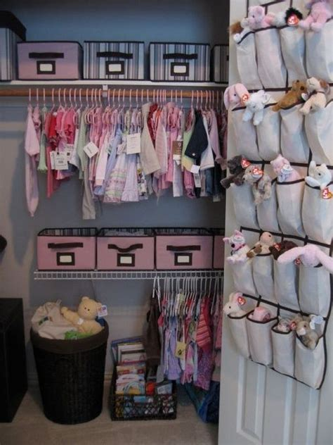 baby room organization ideas organizing the baby s closet easy ideas tips