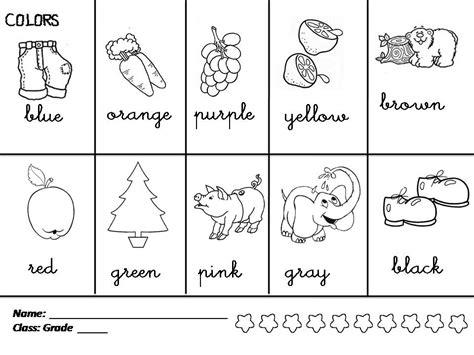 enjoy teaching english colors shapes