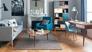 herrlich deco maison meuble du on decoration d interieur With idee deco cuisine avec mobilier scandinave vintage pas cher
