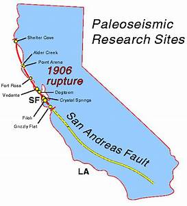 New Information About The San Andreas Fault