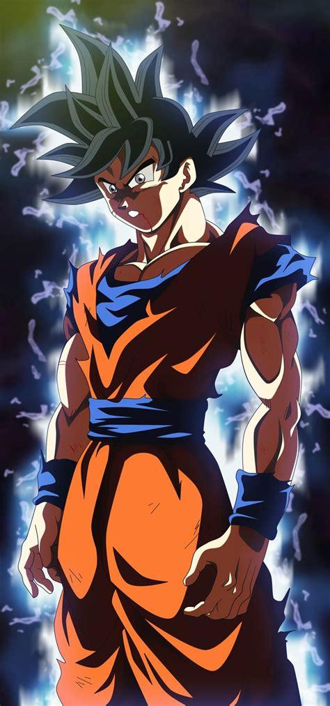 goku ultra instinct omen manga colored dragon ball super