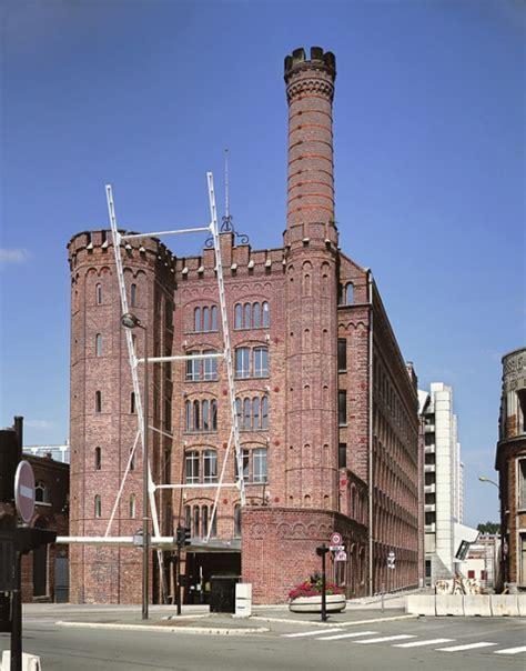 etat de siege reconversions l architecture industrielle réinventée