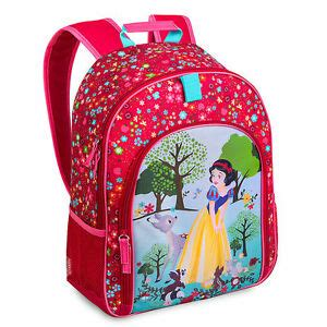 disney store backpack snow white princess school book bag 2017 nwt 427253672257 ebay