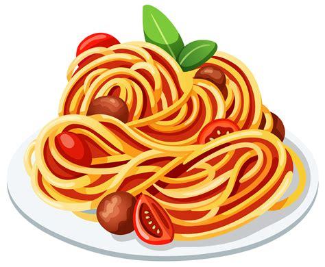 Spaghetti Dinner Clip Pasta Clipart Clipart Panda Free Clipart Images