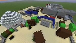 Minecraft - Mw3 Dome Map