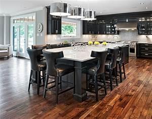 rectangular island kitchen beach style with kitchen