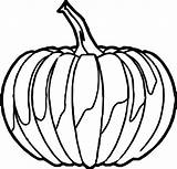Coloring Pumpkin Gourd Any Drawing Pages Printable Getdrawings Building Wecoloringpage sketch template