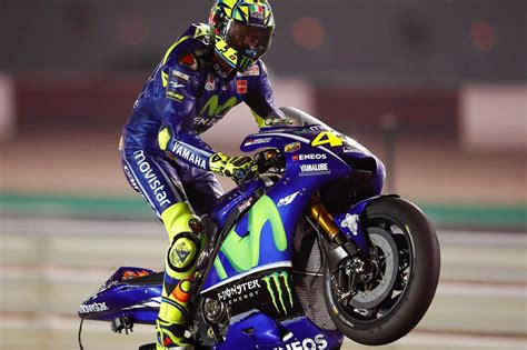 Rossi Hits A Milestone In Argentina