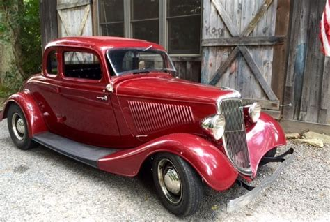 1933 Ford 5 Window Coupe For Sale
