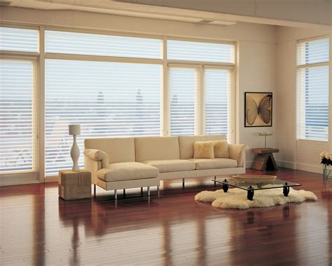 hunter douglas motorized silhouette shades houston  shade shop houston tx