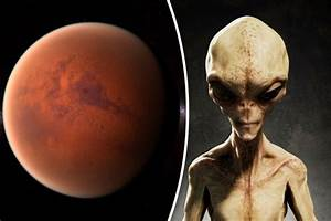 Alien claim: Human race descended from Martians claims UFO ...