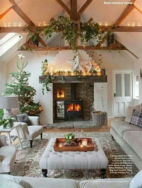 This Looks Very Cozy  Living Family Rooms  Pinterest