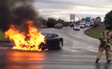 Memo: Tesla's Elon Musk responds to fiery Model S crash ...