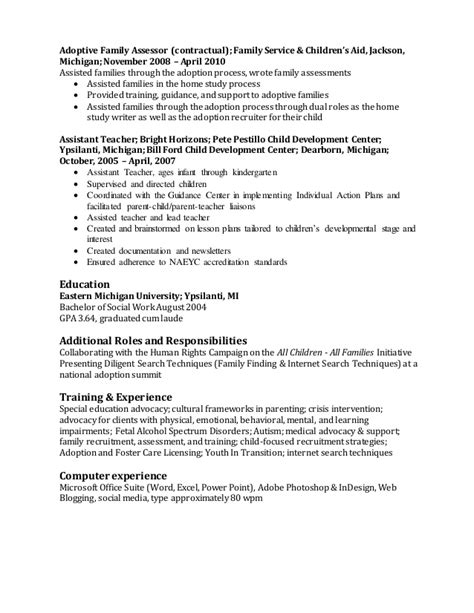 JessieMaeSecord Resume and Cover letter