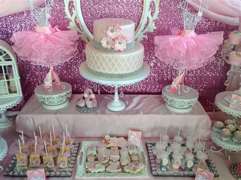 Baby Shower : Ballerina Baby Shower Ideas
