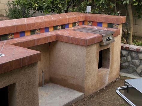 build outdoor kitchen how to build a backyard barbecue home design garden architecture blog magazine