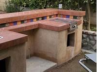 building outdoor kitchen How To Build A Backyard Barbecue! | Home Design, Garden ...