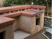 building outdoor kitchen How To Build A Backyard Barbecue! | Home Design, Garden & Architecture Blog Magazine