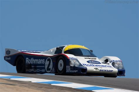 Porsche 956 - Chassis: 956-006 - 2010 Monterey Motorsports ...