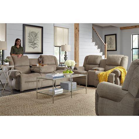 Living Room Furnishings by Best Home Furnishings Genet Reclining Living Room