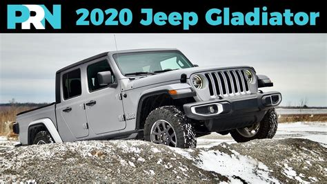 jeep gladiator overland full  review youtube