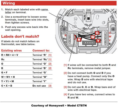 Honeywell Thermostat Wiring Diagram Manual by Find Out Here Honeywell Manual Thermostat Wiring Diagram
