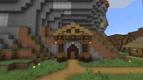 simple spawns map minecraft pe maps
