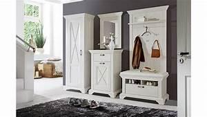 Kleiderschrank Pinie Weiß : garderobenschrank kashmir kleiderschrank in pinie wei ~ Frokenaadalensverden.com Haus und Dekorationen