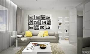 Small, Minimalist, Living, Room, Designs, Looks, So, Perfect, With
