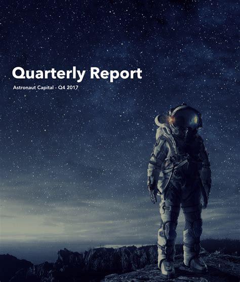 quarterly report   astronaut capital medium