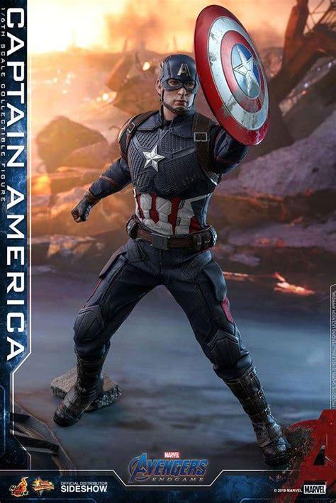 figurine captain america hot toys