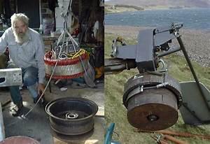 Nirvana Alternator Prototype June 2004