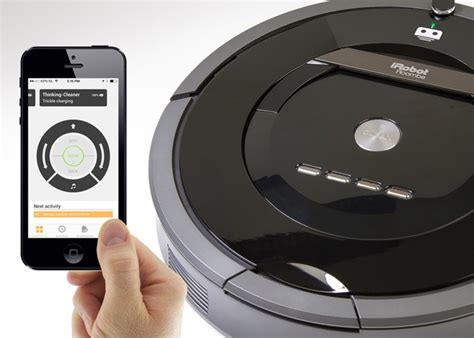 Thinking Cleaner Makes Your Irobot Roomba Robot Vacuum