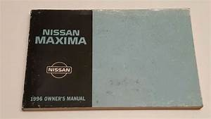 Manuals  U0026 Literature 1991 Nissan Maxima Owners Manual User