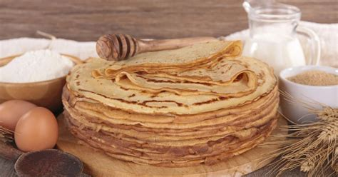 recette pate  crepes sucrees inratable