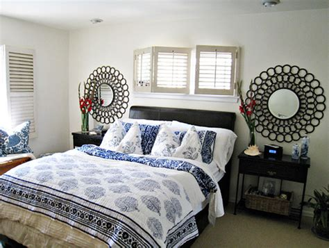 blue and white bedding ideas tropical beach style bedroom decorating ideas blue and whi flickr