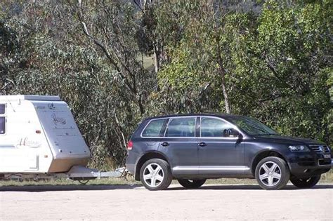 Volkswagen Touareg V10 Tdi Towing Capacity by The Ultimate Modern Tow Vehicle Vw Touareg 5 0 V10 Tdi