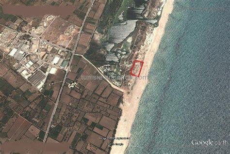 cuisina tunisie terrain pied dans l 39 eau a tazarka nabeul vente terrain à