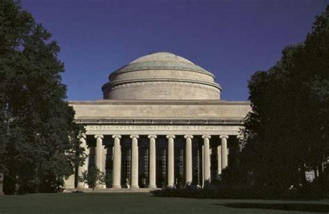 massachusetts institute  technology history facts