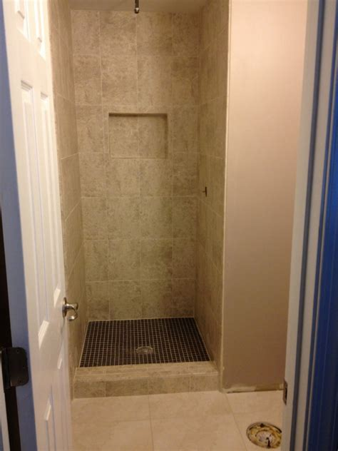 small bathroom ideas with shower stall shower stalls for small bathrooms loccie better homes