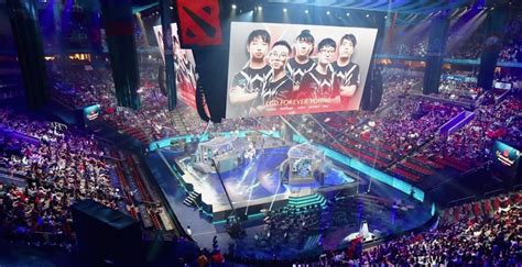 worlds largest video game tournament dota  coming