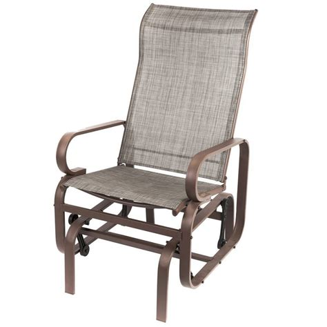 furniture audubon aluminum swivel rocker patio club chair