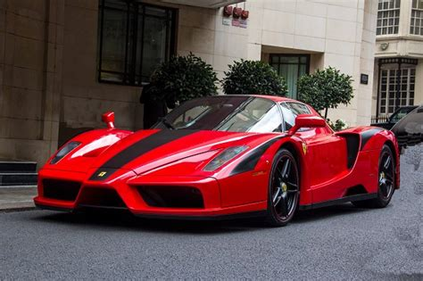 It is currently one of the most powerful naturally aspirated production cars in the world. Ferrari Enzo and its celebrity owners | De Luxo Sphere