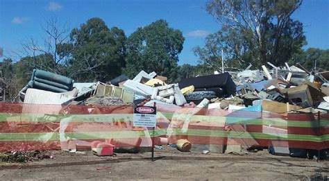 yass valley council detects asbestos  transfer stations