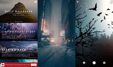 Best Iphone Wallpapers Vellum by บอกลาภาพ Wallpaper กาก ๆ ด วยแอป Vellum Wallpapers ช ด