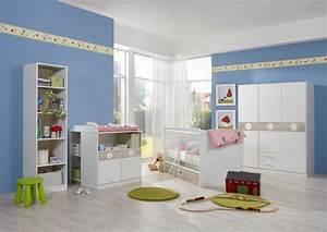 Babyzimmer Set Günstig : babyzimmer set kimba 6tlg komplett bett wickelkommode gr schrank regal eiche s ebay ~ Whattoseeinmadrid.com Haus und Dekorationen