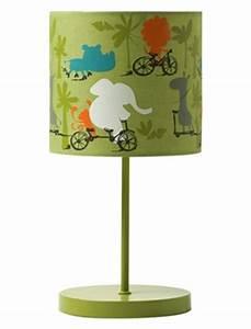 Lampe De Chevet Garçon : lampe de chevet jungle garcon vertbaudet acheter ce ~ Dailycaller-alerts.com Idées de Décoration