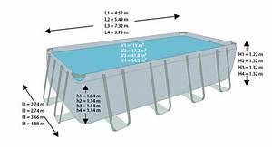 Dimension Piscine Hors Sol : piscine intex ultra silver piscine center net ~ Melissatoandfro.com Idées de Décoration