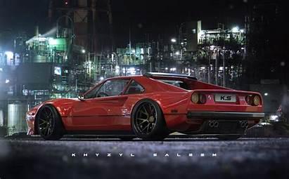 Saleem Ferrari Khyzyl Vehicle Artwork Wallpapers Backgrounds
