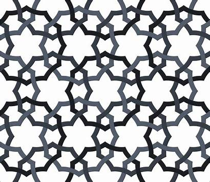 Pattern Patterns Repeating Oriental Clipart Clip Interlaced